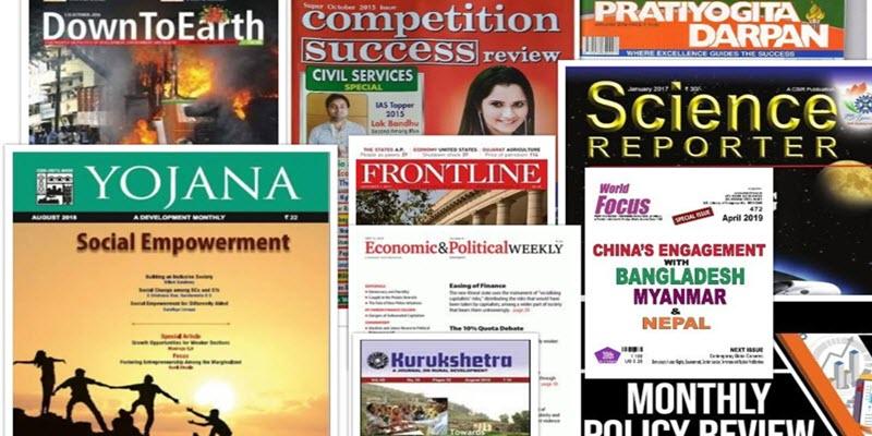 UPSC Preparation Magazines