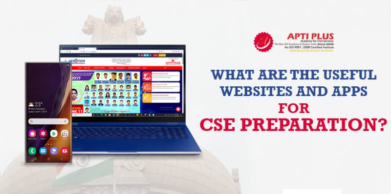 What-are-the-useful-websites-and-apps-for-IAS-preparation